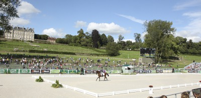 Spectator guide - Eventing Cross-Country day in Le Pin National Stud