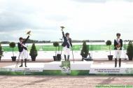 Grade III -Sergey KULIKOV - RUS   - Hannelore BRENNER -GER  - Annika Lykke RISUM - DEN  - ©PSV Photos