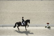 Dressage Grand Prix Freestyle - ©Sindy Thomas