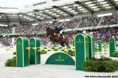 Extraordinary Auffarth leads Germany to dual gold
