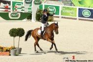 Maxime Livio - Qalao Des Mers - FRA - Eventing  - ©Comité d'Organisation Normandie 2014