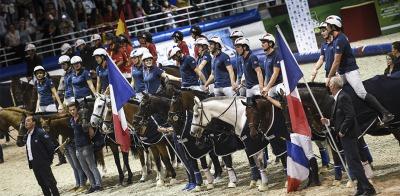 France victorious in Saint-Lô