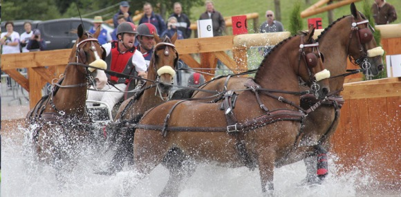 How to get to the Racecourse of Caen for the Driving Marathon on September 6th