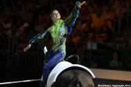 15 - Jasmin GIPPERICH - Polan 2 - WESTERHEIDE - Vaulting  Women's final  - ©CO Normandie 2014/PSV