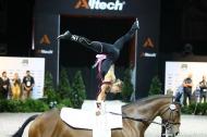 23 - Anne-Sophie MUSSET - Papillon de Laume - AGNUS - Vaulting  Women's final  - ©CO Normandie 2014/PSV
