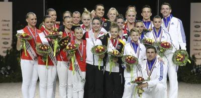 Outstanding vaulters