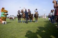 Norman supporter du Polo - ©Sindy Thomas
