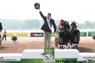 Boyd Exell - Driving World Champion - ©CO Normandie 2014/PSV