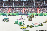 STADE D ORNANO -  JUMPING - ©CO Normandie 2014/PSV