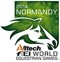 World Equestrian Games AllTech FEI ™ 2014 in Normandy
